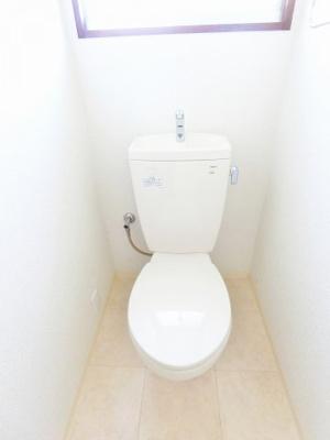 【トイレ】南区赤坂台貸家