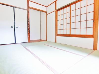 【和室】南区赤坂台貸家