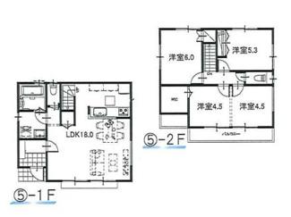 ⑥参考:延床面積87.48平米、建物価格1,310万円