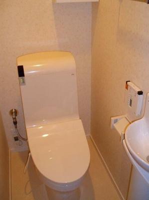 【トイレ】コクテルドール西麻布