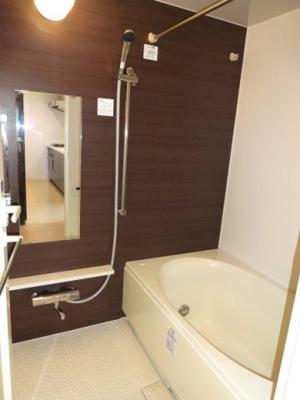 【浴室】A253 サンクレイドル立川錦町参番館
