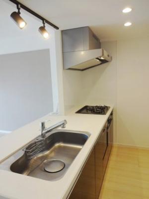 【キッチン】A253 サンクレイドル立川錦町参番館