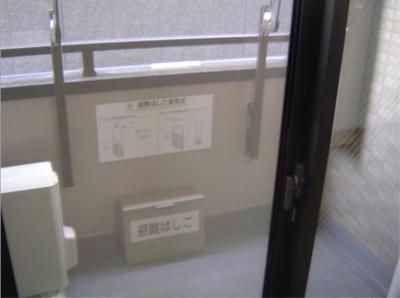 【バルコニー】ラクラス田原町