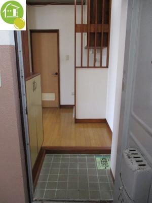 【玄関】ハーバービューマンション