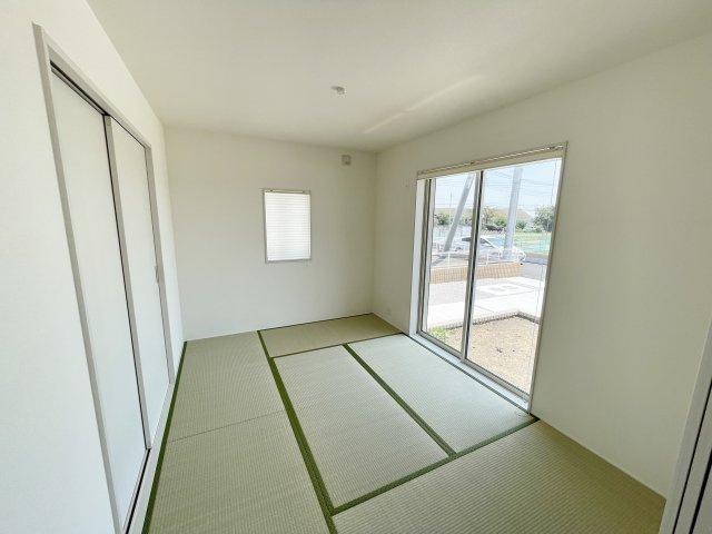 【和室】高崎市北原町 新築物件 2号棟