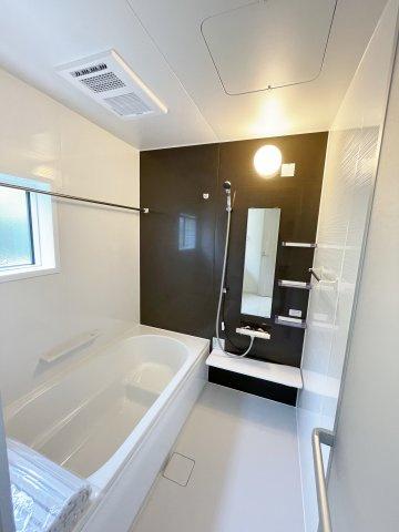 【浴室】高崎市北原町 新築物件 2号棟