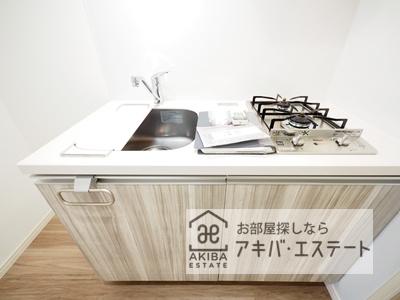 【キッチン】ルクシェール青砥