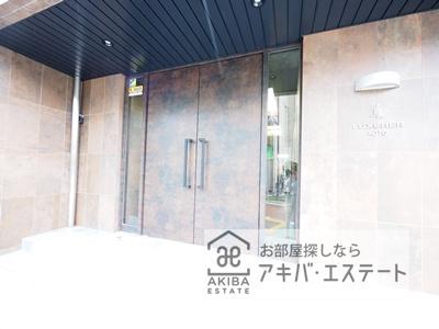 【エントランス】ルクシェール青砥