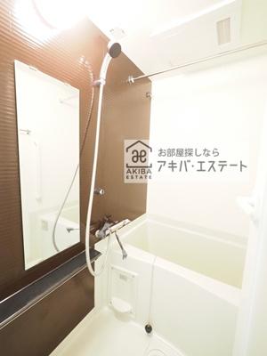 【浴室】ルクシェール青砥