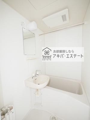 【浴室】シャンテお花茶屋