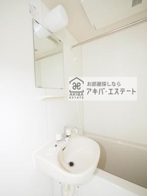 【洗面所】シャンテお花茶屋