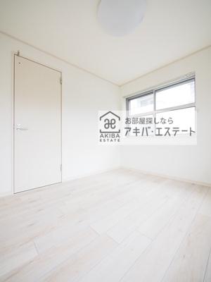 【居間・リビング】シャンテお花茶屋