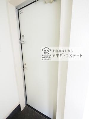 【玄関】シャンテお花茶屋