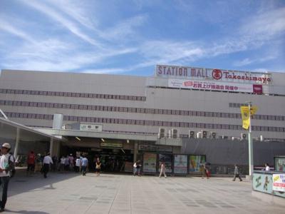 柏駅(JR 常磐線)まで502m