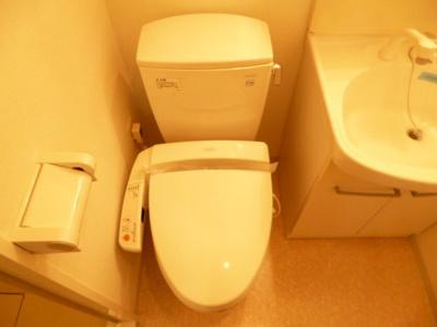 【トイレ】マーレ横浜白金