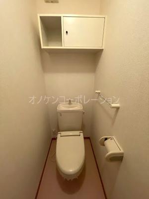 【トイレ】アメニティカスガV