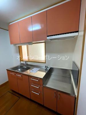【キッチン】アメニティカスガV
