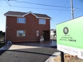 初公開 外壁総レンガ張り さいたま市緑区三室 定期借地権付き中古住宅の画像