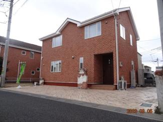 【その他】初公開 外壁総レンガ張り さいたま市緑区三室 定期借地権付き中古住宅