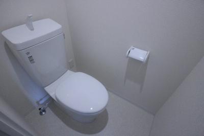 【トイレ】マリンクレール野田