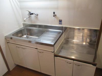 【キッチン】プルミエール住之江
