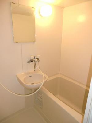 【浴室】フレグランス小松原第2