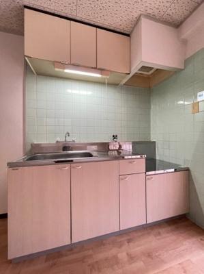 【キッチン】クレセント垂水