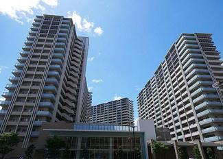 【尼崎D・CグランスクエアNORTH】地上19階地下1階建  総戸数671戸 ご紹介のお部屋は最上階の19階部分です♪