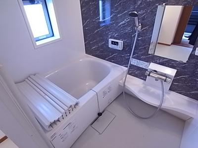 【浴室】クレールベルヴィル立花B棟