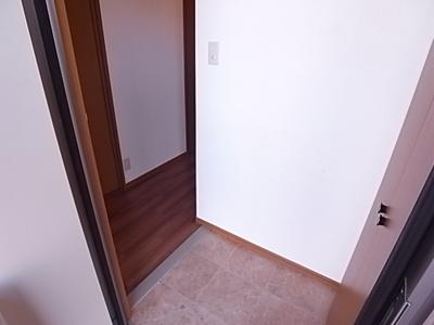 【玄関】クレールベルヴィル立花B棟