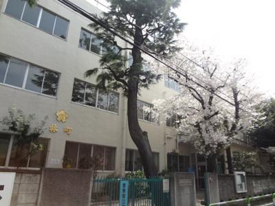 文京区立林町中学校