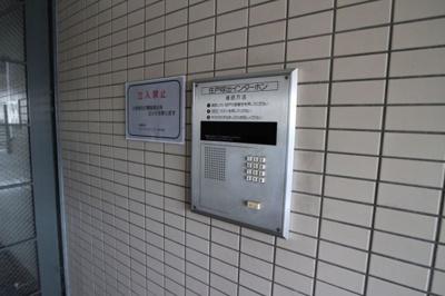 【セキュリティ】ハッピーコート大蔵谷駅前