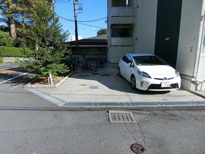 【駐車場】リブリ・武蔵野
