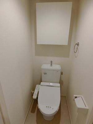 【トイレ】リブリ・武蔵野