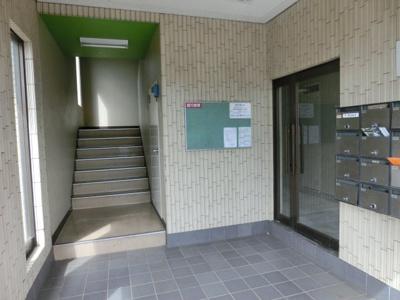 【エントランス】学園サンパール