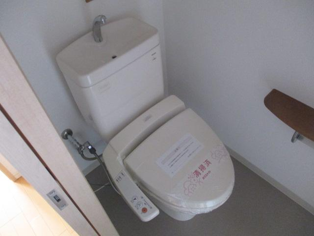 【トイレ】ザ・ウエストサイド