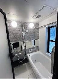 【浴室】豊島区目白4丁目 中古戸建【内外装リフォーム済み】 7290万円