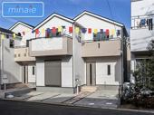 制震装置設置住宅 八千代市大和田新田 全2棟 1号棟の画像