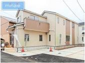 制震装置設置住宅 八千代市大和田新田 全2棟 2号棟の画像