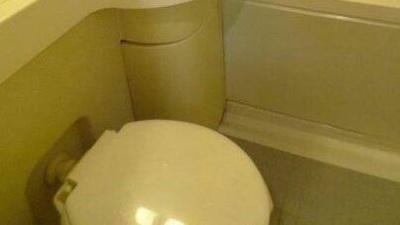 【トイレ】ランデン代官山