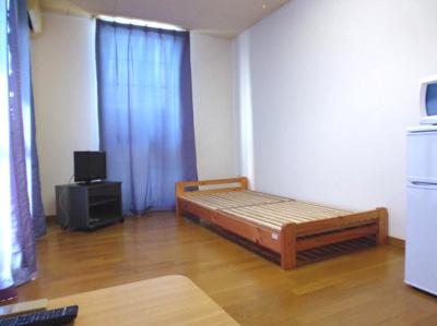 1号室のタイプのお部屋です。