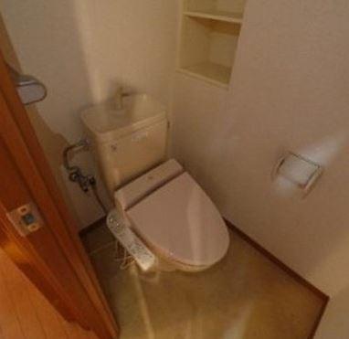 【トイレ】パルテール恵比寿
