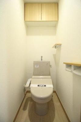 【トイレ】ルーブル大森町