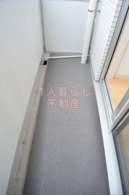 【バルコニー】ヴァレッシア蒲田シティ