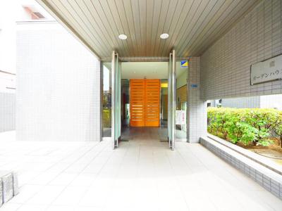 【エントランス】A259 三鷹ガーデンハウス