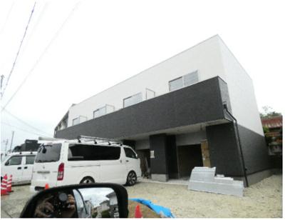 【外観】伊川谷町有瀬貸店舗・貸事務所