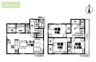 WIC 納戸 八千代市大和田新田第28 全2棟 2号棟