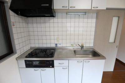 【キッチン】プルミエ朝潮