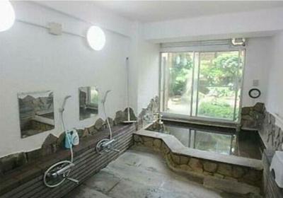 大浴場があります