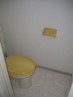 【トイレ】スクエアA棟